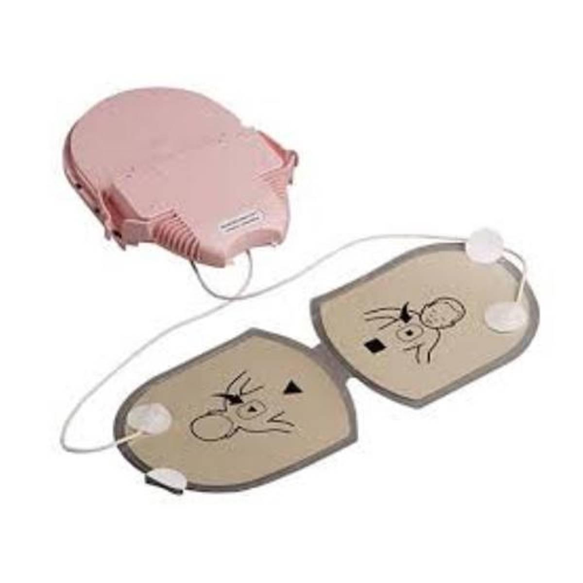 HeartSine batteri med elektrode (Barn) PAD350P/PAD500P