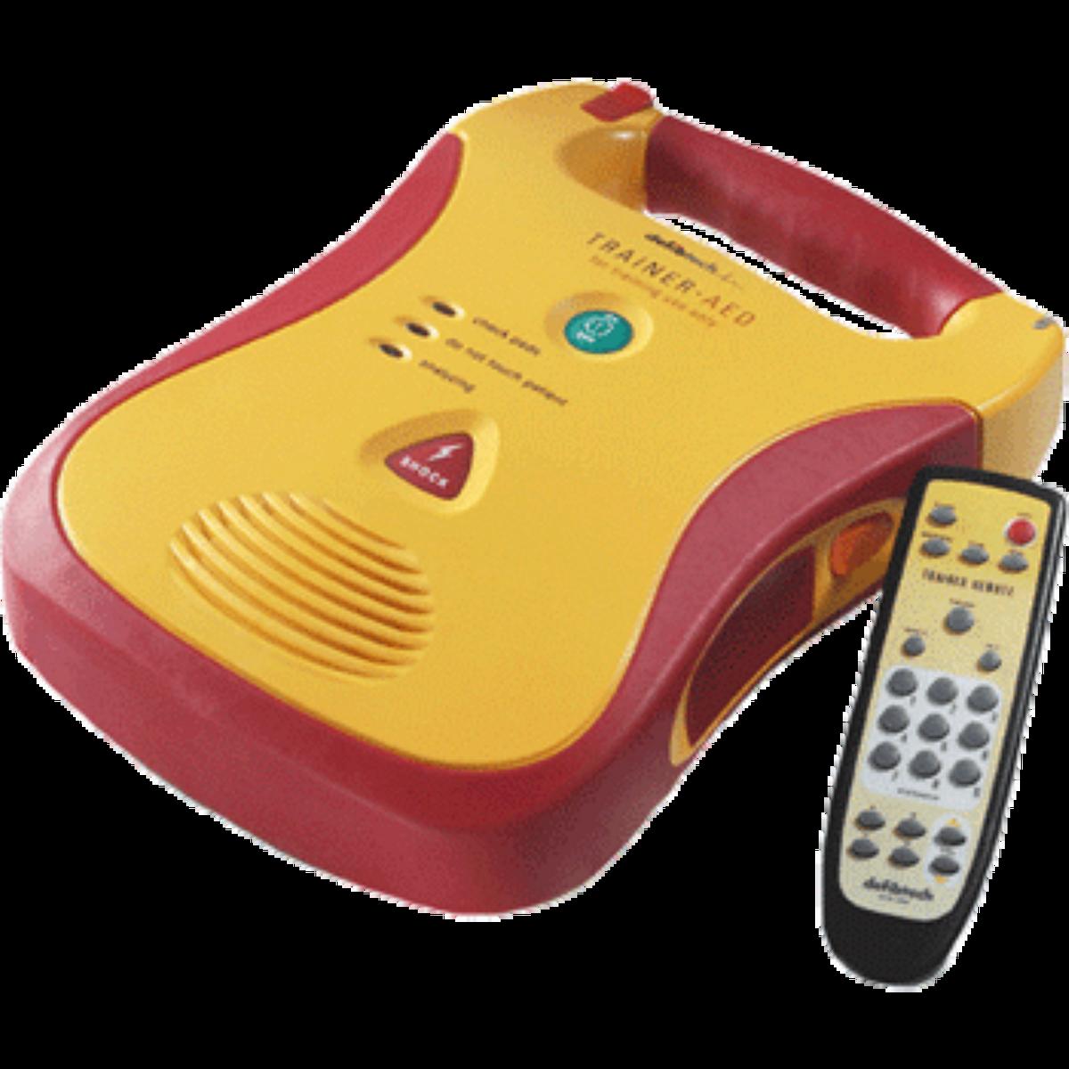 Lifeline AED treningsstarter - Engelsk 2 min. AHA